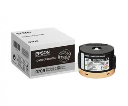Toner Original Epson S050709 Preto ~ 2.500 Paginas
