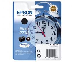 Tinteiro Original Epson T2711 / 27 XL Preto 17.7ml