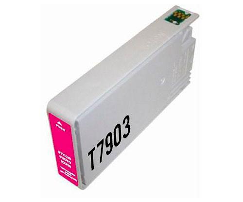 Tinteiro Compativel Epson T7903 / T7913 / 79 XL Magenta 19ml