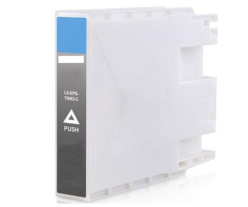 Tinteiro Compativel Epson T9082 Cyan 39ml ~ 4.000 paginas