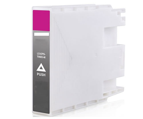 Tinteiro Compativel Epson T9083 Magenta 39ml ~ 4.000 paginas