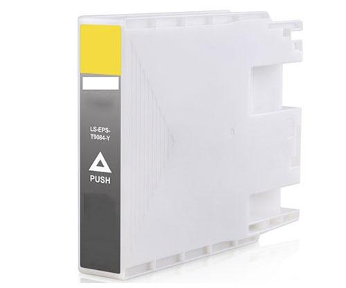Tinteiro Compativel Epson T9084 Amarelo 39ml ~ 4.000 paginas
