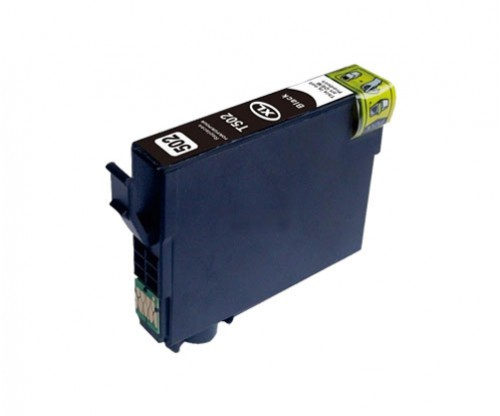 Tinteiro Compativel Epson T02W1 / 502XL Preto 9.2ml