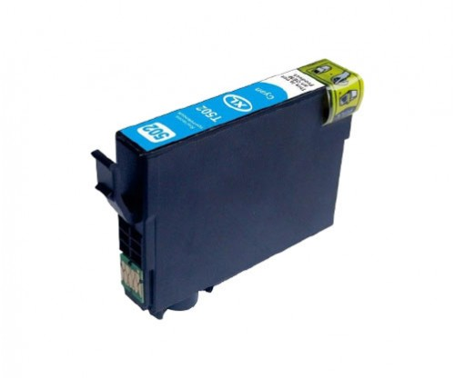 Tinteiro Compativel Epson T02W2 / 502XL Cyan 6.4ml