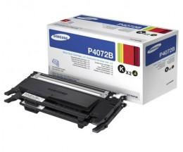 2 Toners Originais, Samsung P4072B Preto ~ 1.500 Paginas