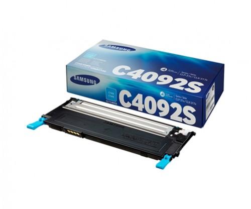 Toner Original Samsung 4092S Cyan ~ 1.000 Paginas