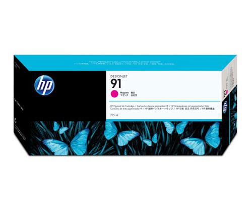 Tinteiro Original HP 91 Magenta 775ml