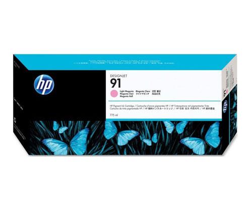 Tinteiro Original HP 91 Magenta Claro 775ml