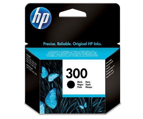 Tinteiro Original HP 300 Preto 4ml ~ 200 Paginas