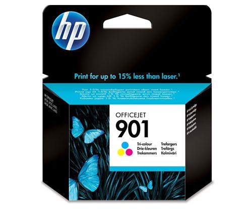 Tinteiro Original HP 901 Cor 9ml ~ 360 Paginas