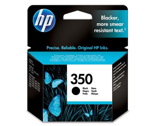 Tinteiro Original HP 350 Preto 4.5ml ~ 200 Paginas