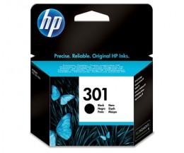 Tinteiro Original HP 301 Preto 3ml ~ 190 Paginas