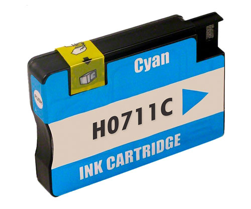 Tinteiro Compativel HP 711 XL Cyan 26ml
