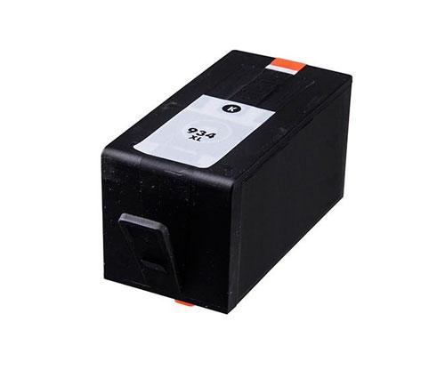 Tinteiro Compativel HP 934 XL Preto ~ 1.000 Paginas
