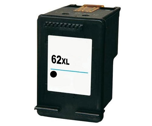 Tinteiro Compativel HP 62 XL Preto 20ml