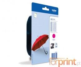 Tinteiro Original Brother LC225 XL M Magenta 11.8ml ~ 1.200 Paginas