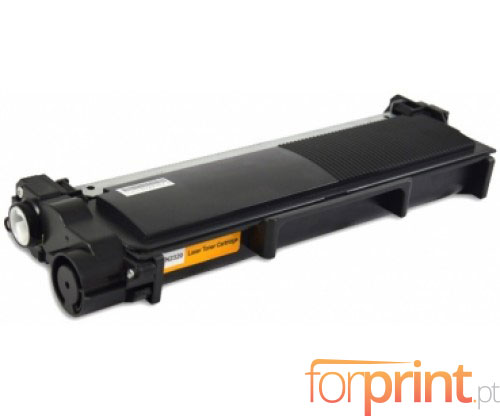 Toner Compativel Brother TN-2320 Preto ~ 2.600 Paginas
