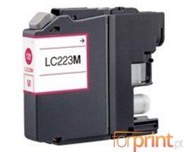Tinteiro Compativel Brother LC-221 M / LC-223 M Magenta 9ml