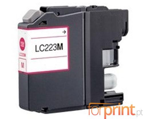Tinteiro Compativel Brother LC-221 M / LC-223 M Magenta 9ml