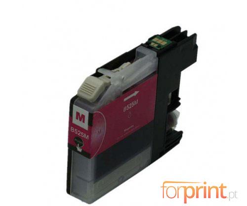 Tinteiro Compativel Brother LC-525 XL M Magenta ~ 1.500 Paginas