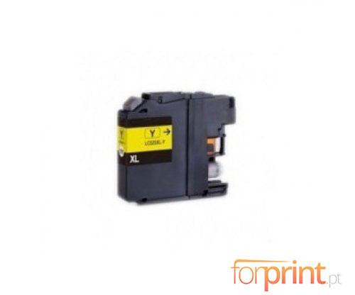 Tinteiro Compativel Brother LC-525 XL Y Amarelo ~ 1.500 Paginas