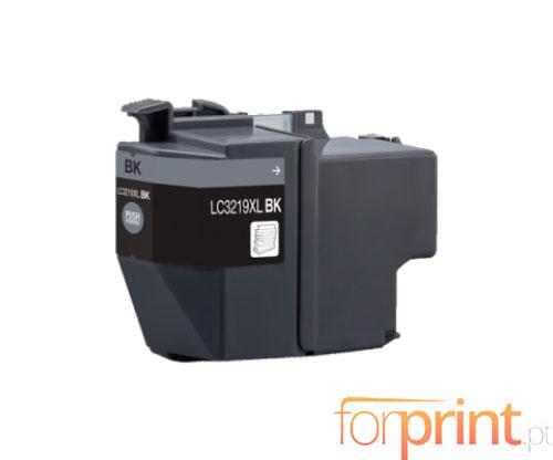 Tinteiro Compativel Brother LC3219XLBK Preto 60ml