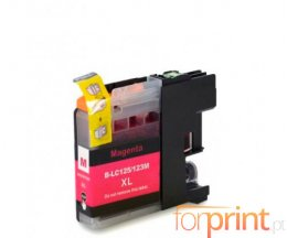 Tinteiro Compativel Brother LC-125 XL M Magenta 16.6ml