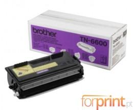 Toner original Brother TN-6600 Preto ~ 6.000 Paginas