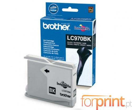 Tinteiro Original Brother LC970BK Preto 8.7ml ~ 350 Paginas