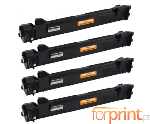 4 Toners Compativeis, Brother TN-1050 Preto ~ 1.000 Paginas