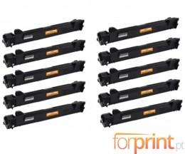 10 Toners Compativeis, Brother TN-1050 Preto ~ 1.000 Paginas