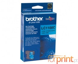 Tinteiro Original Brother LC1100C Cyan 5.5ml ~ 325 Paginas
