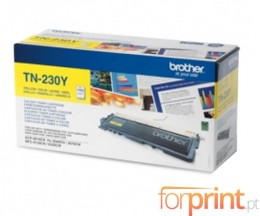 Toner Original Brother TN-230 Amarelo ~ 1.400 Paginas