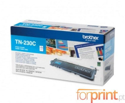 Toner Original Brother TN-230 cyan ~ 1.400 Paginas