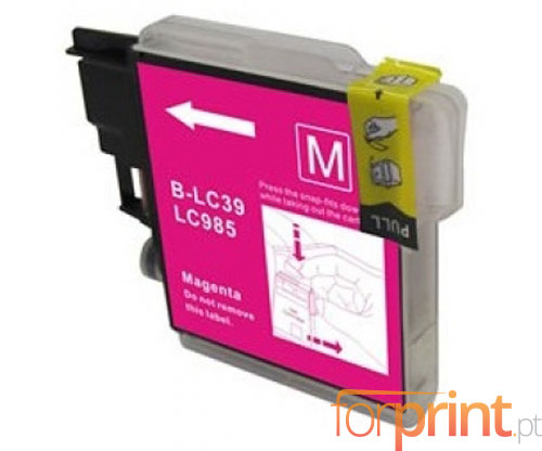 Tinteiro Compativel Brother LC-985 XL M Magenta 18ml