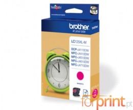 Tinteiro Original Brother LC125XLM Magenta 13.1ml ~ 1.200 Paginas