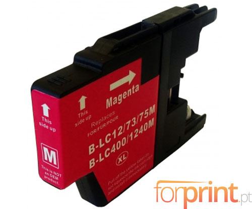 Tinteiro Compativel Brother LC-1220 M / LC-1240 M / LC-1280 M Magenta 16.6ml