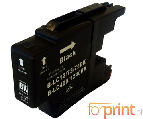 Tinteiro Compativel Brother LC-1220 BK / LC-1240 BK Preto 32.6ml