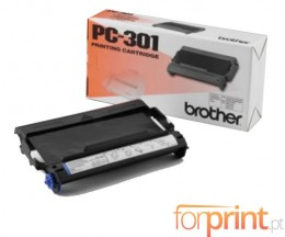 Fita de Transferencia Termica Original Brother PC301 ~ 235 Paginas