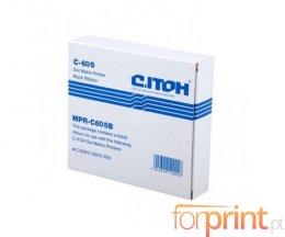 Fita Original C.Itoh MPRC605B Preto