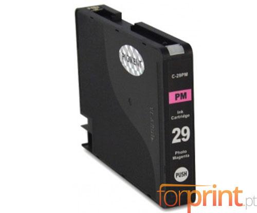 Tinteiro Compatível Canon PGI-29 Magenta Claro 36ml
