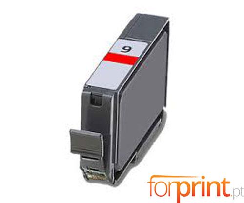 Tinteiro Compativel Canon PGI-9 Vermelho 13.4ml