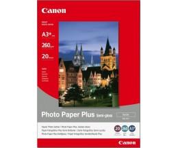Papel Fotográfico Original Canon SG-201 ~ 20 Paginas A3+