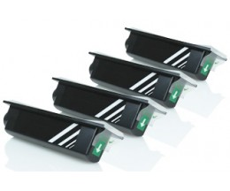 4 Toners Compativeis, Canon NPG-1 Preto ~ 3.800 Paginas