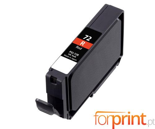Tinteiro Compativel Canon PGI-72 Vermelho 14ml