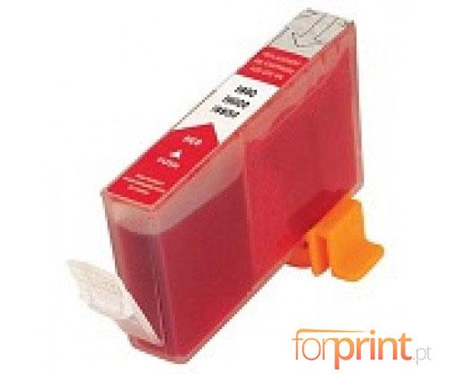 Tinteiro Compativel Canon BCI-6 R Vermelho 13.4ml