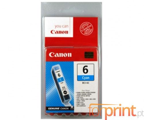 Tinteiro Original Canon BCI-6 Cyan 13ml ~ 280 Paginas
