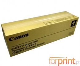 Tambor Original Canon C-EXV 3 Preto ~ 55.000 Paginas