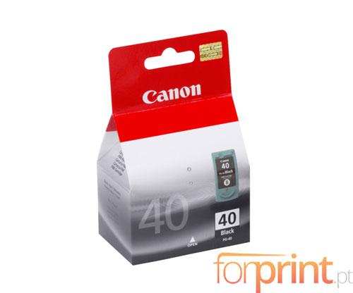 Tinteiro Original Canon PG-40 Preto 16ml ~ 360 Paginas