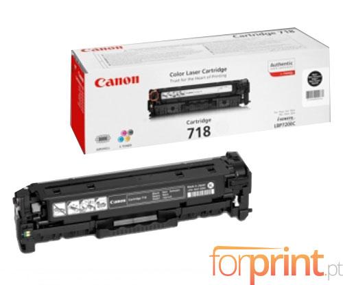 Toner Original Canon 718 Preto ~ 3.400 Paginas